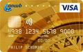 ANWB Visa Gold Card