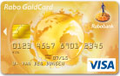 Rabo Visa Goldcard